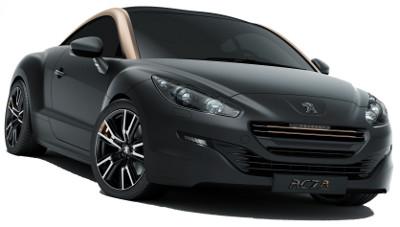 Pr�sentation du concept-car Peugeot RCZ R Concept, pr�sent� au salon de l'Automobile de Paris 2012. Ce concept-car, bas� sur la version restyl�e 2013 du magnifique coup� Peugeot, annonce une version survitamin�e de la Peugeot RCZ, avec une puissance de 240 ch.
